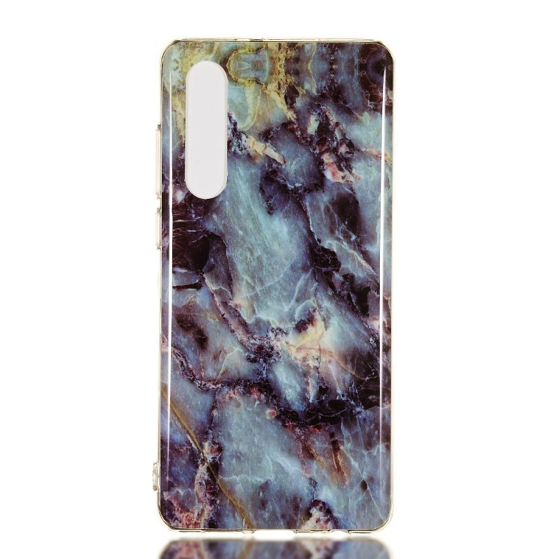 coque marbre huawei p30