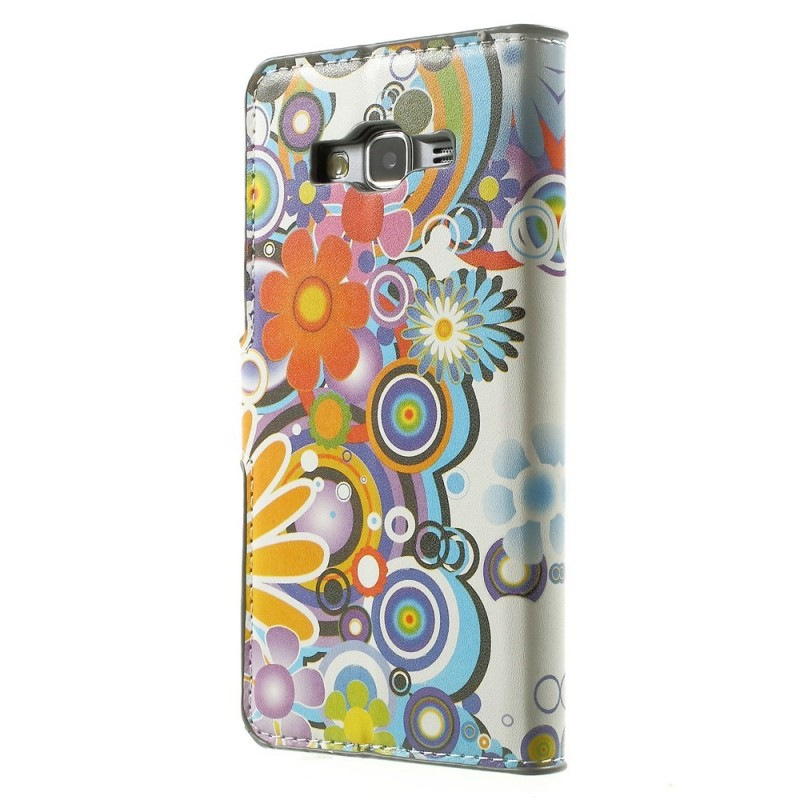 Housse samsung galaxy grand prime fleurs color es for Housse samsung galaxy grand prime