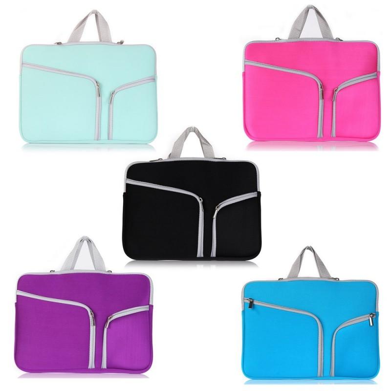 sacoche zip macbook 12 pouces macbook air 11 pouces. Black Bedroom Furniture Sets. Home Design Ideas