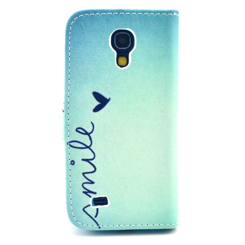 Housse samsung galaxy s4 mini smile for Housse samsung galaxy s4