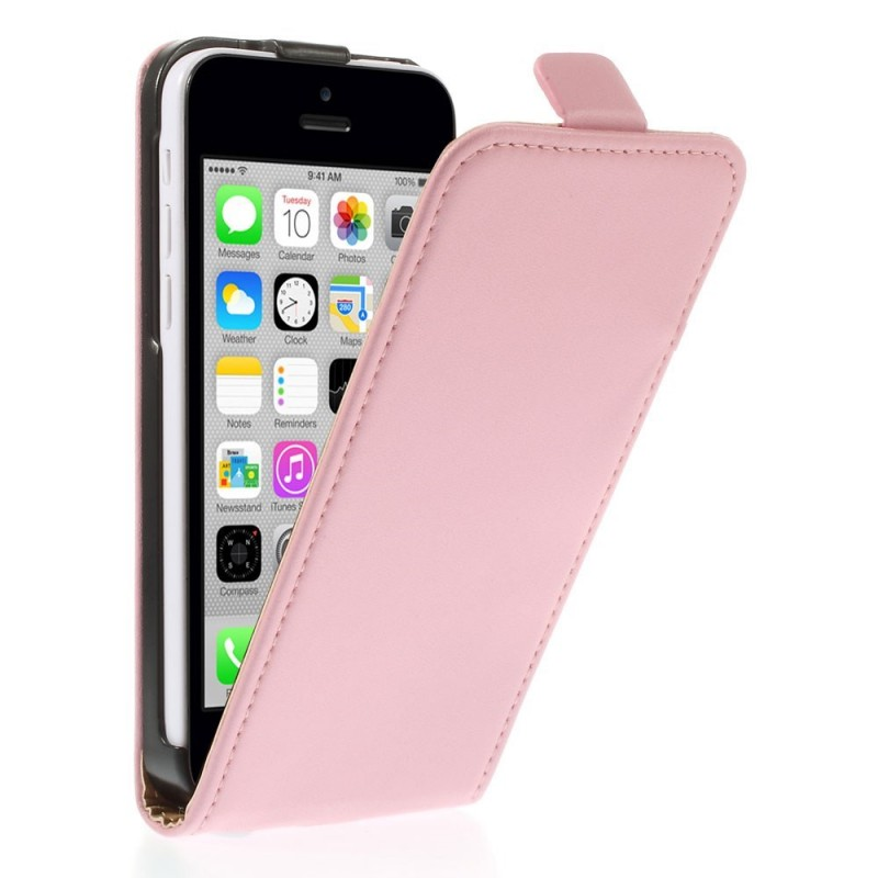 housse iphone 5c rabattable