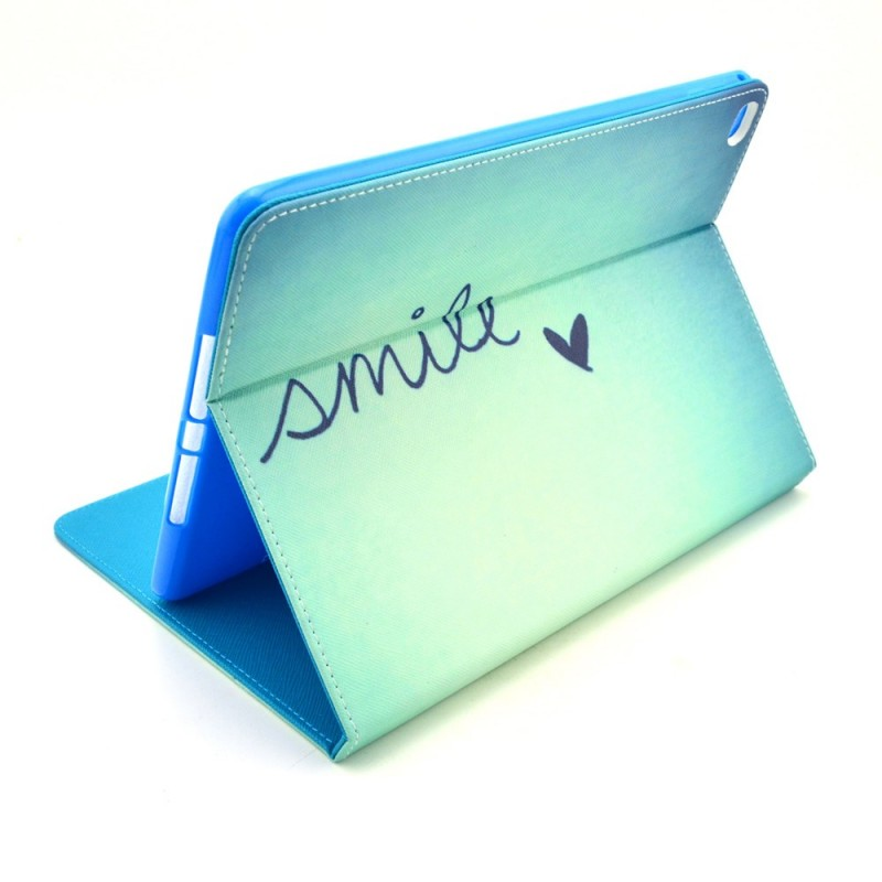 Housse ipad mini 4 smile for Housse i pad mini
