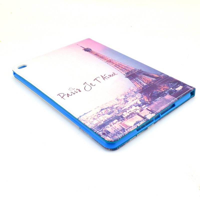 Housse ipad mini 4 paris je t 39 aime for Housse i pad mini