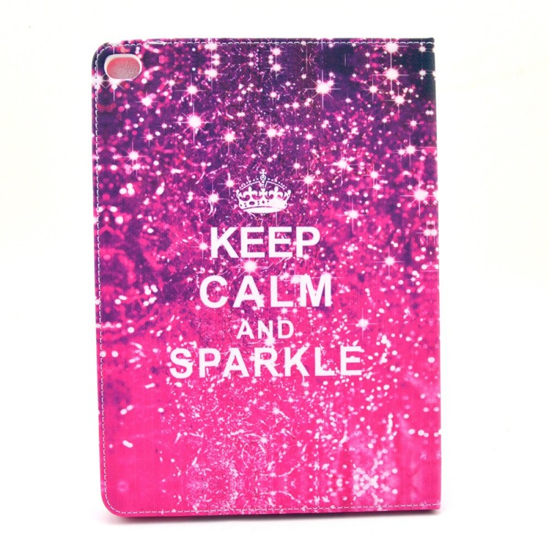 Housse ipad mini 4 keep calm and sparkle for Housse ipad mini 4