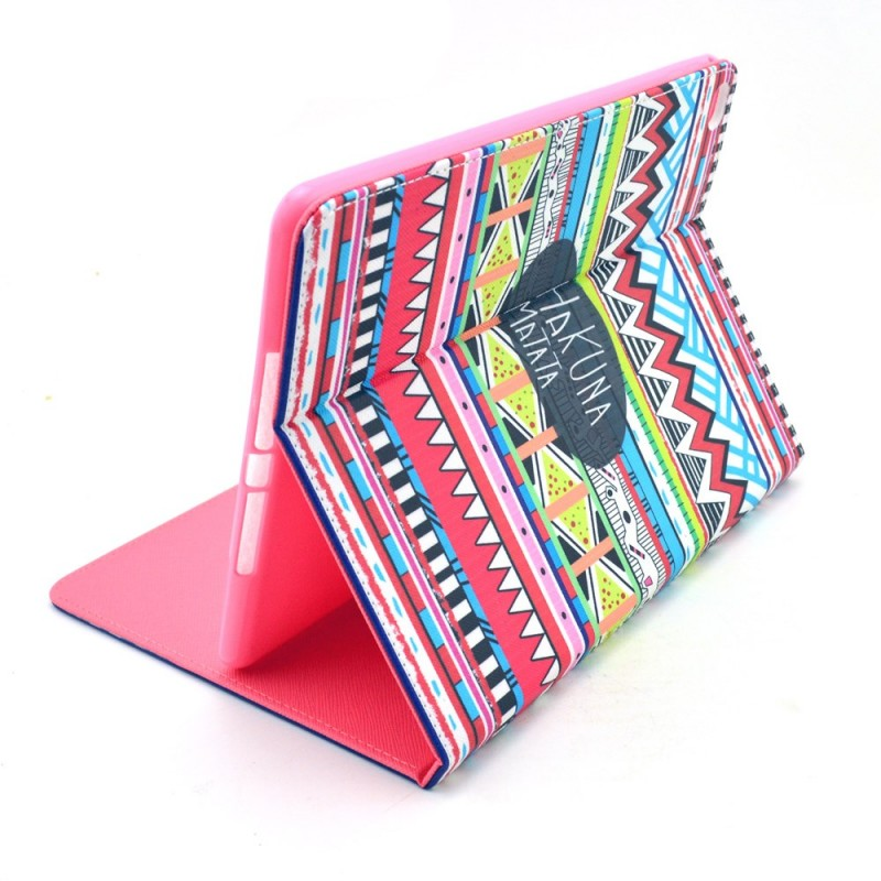 Housse ipad mini 4 hakuna matata tribal color for Housse i pad mini