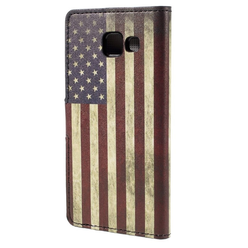 Housse samsung galaxy a3 2016 drapeau usa for Housse samsung galaxy a3