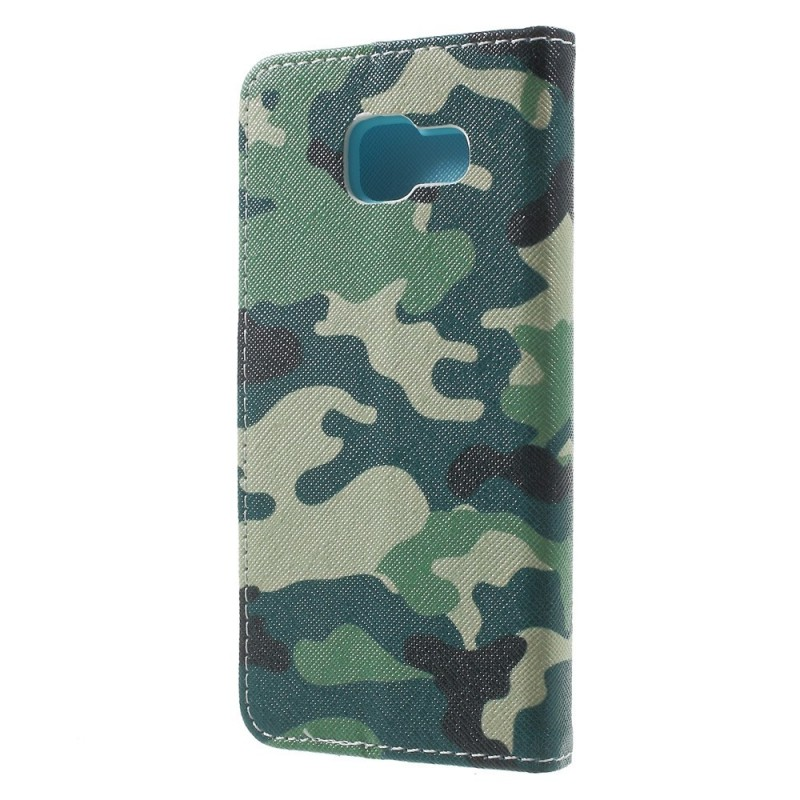 Housse samsung galaxy a3 2016 camouflage militaire for Housse samsung a3