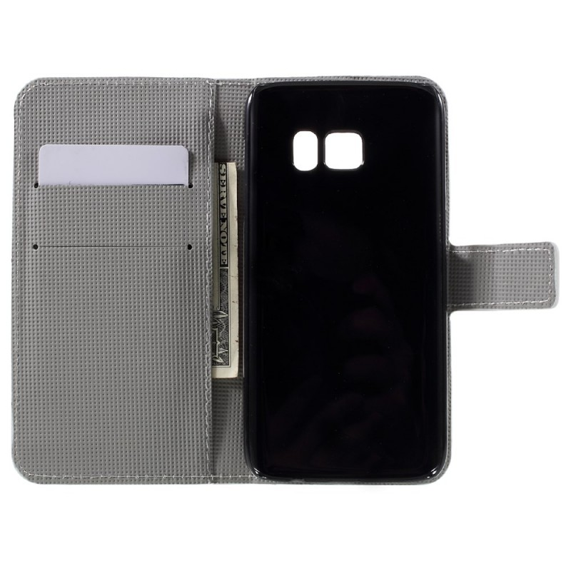 Housse samsung galaxy s7 multiples hiboux for Housse samsung galaxy s