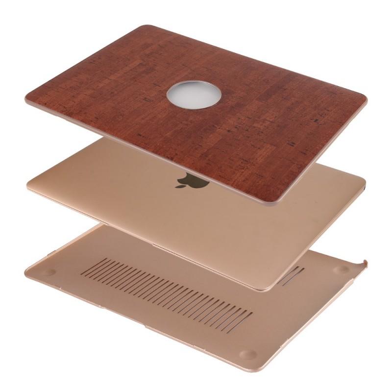 coque macbook pro retina 13 pouces effet bois. Black Bedroom Furniture Sets. Home Design Ideas