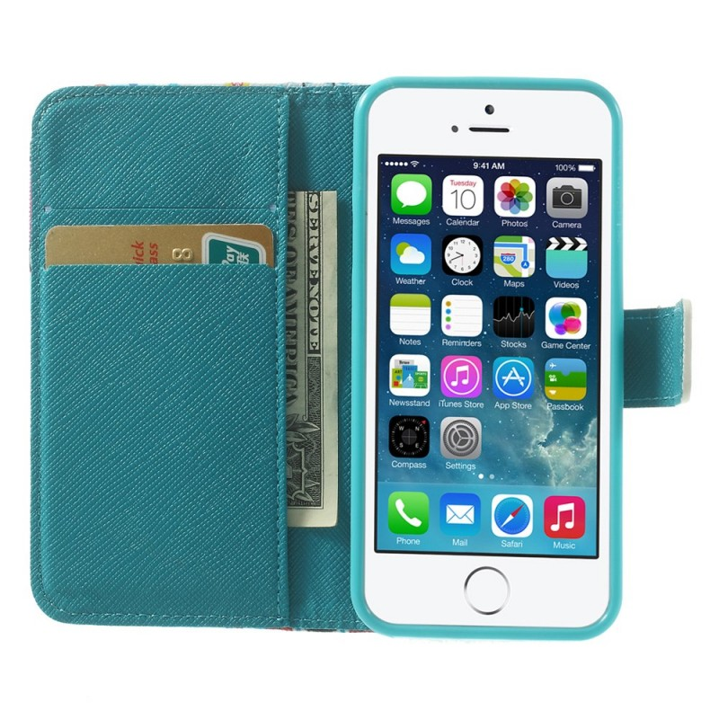 Housse iphone se 5 5s empreintes de pieds for Housse iphone 5s
