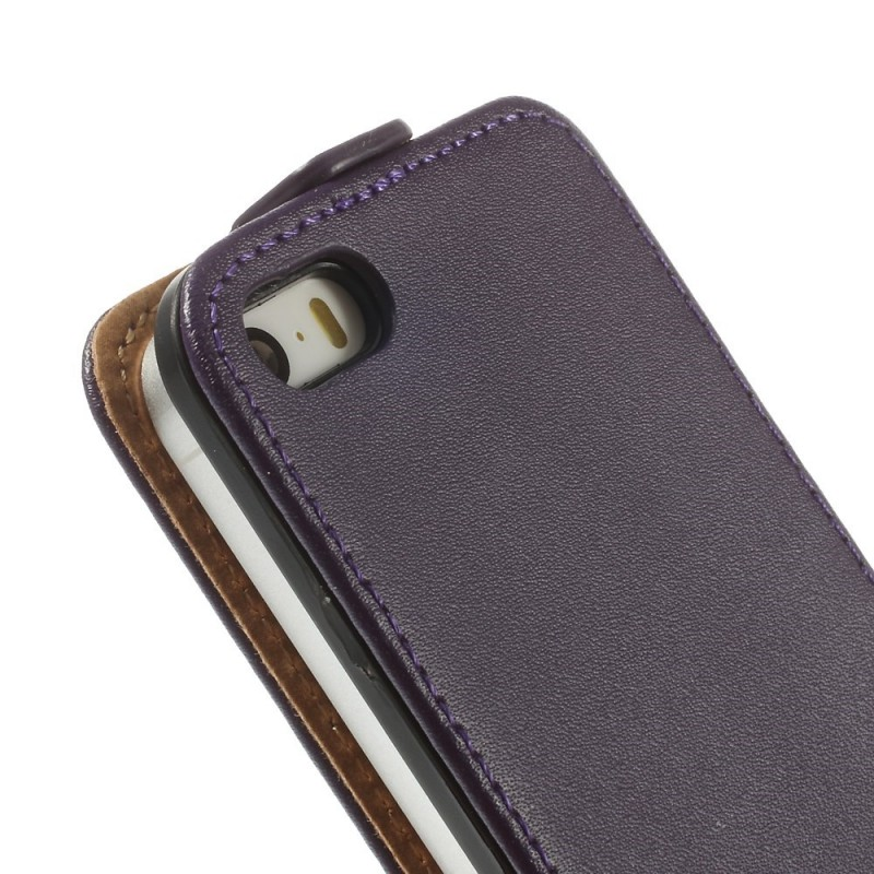 Housse iphone se 5 5s rabattable for Housse iphone se