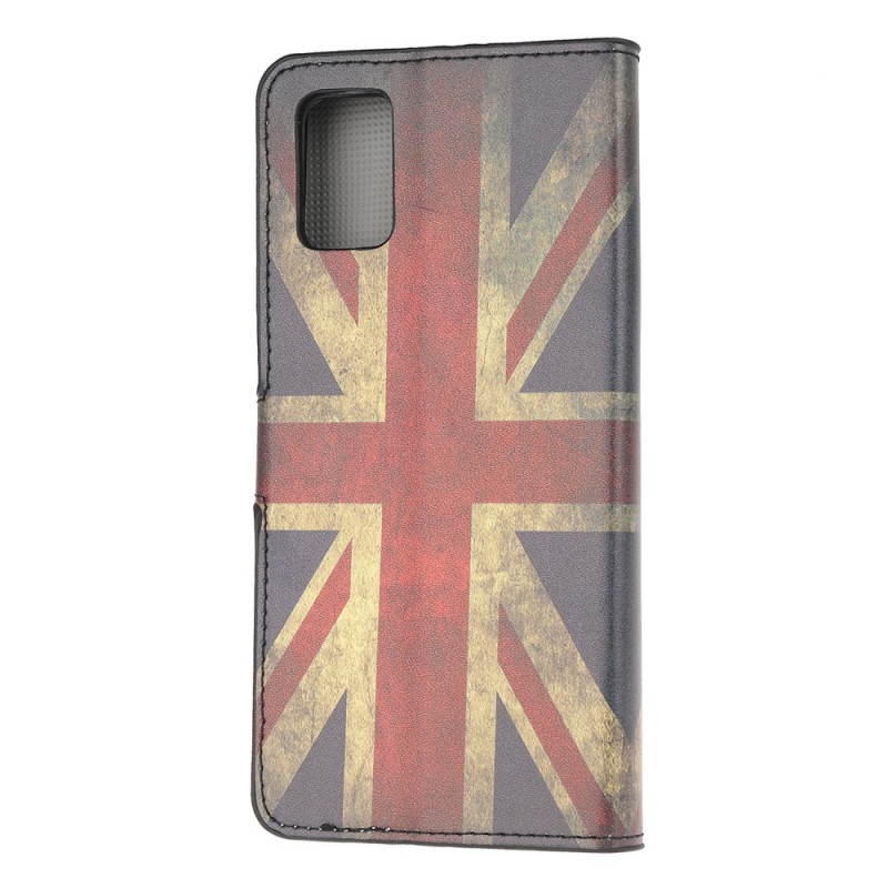Housse Samsung Galaxy A41 Drapeau Angleterre