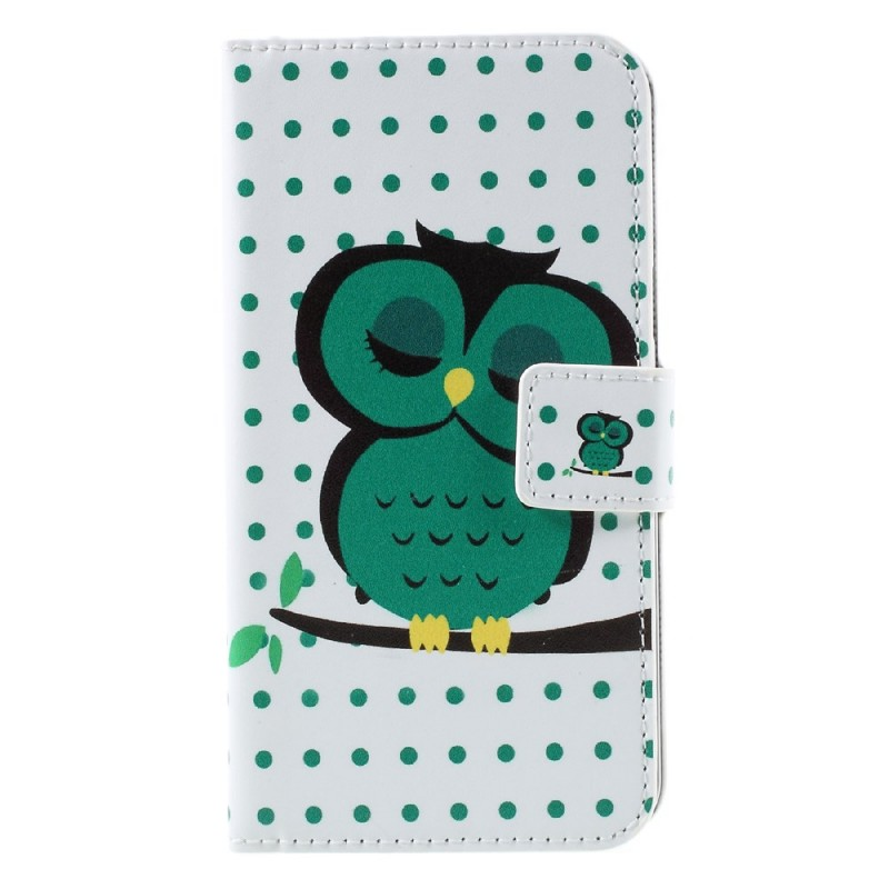 Housse samsung galaxy j3 2016 hibou endormi for Housse j3 2016