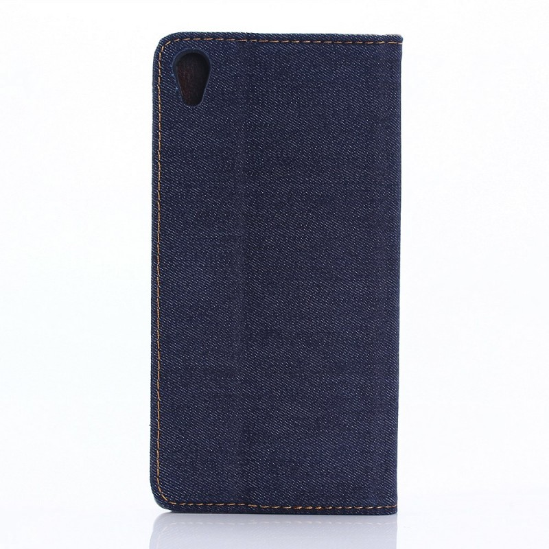 housse sony xperia x performance classic jeans