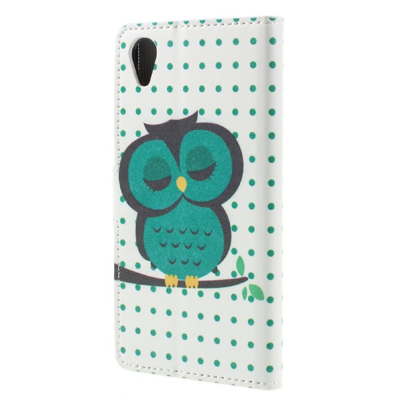 Housse sony xperia x performance hibou endormi for Housse sony xperia x
