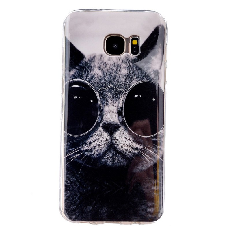 coque samsung s6 edge chat