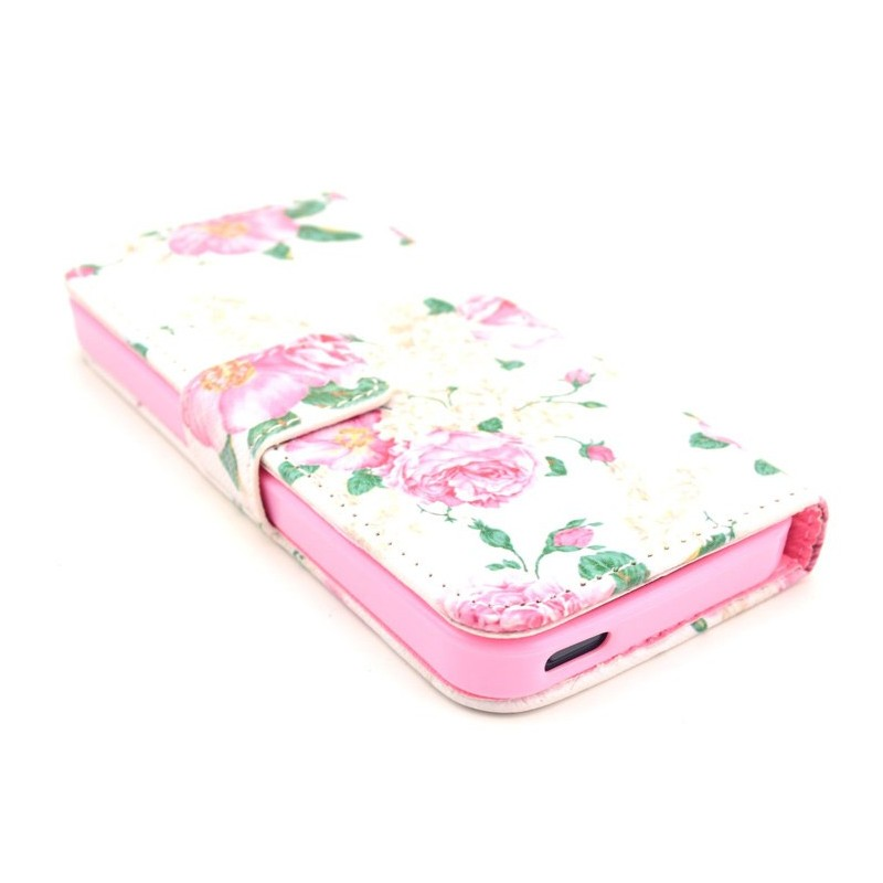 Housse iphone 5 5s fleurs liberty for Housse iphone 5s