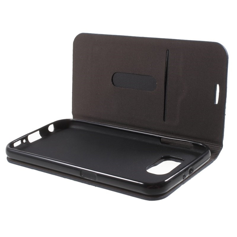 Housse samsung galaxy s6 slot cloth for Housse samsung galaxy s