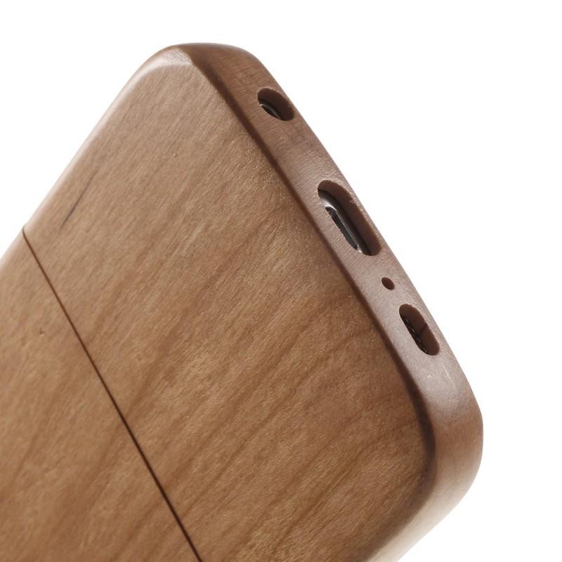 coque samsung s6 en bois