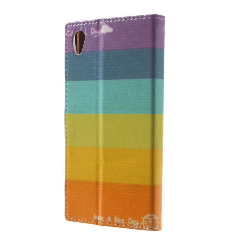 Housse sony xperia x multicolore for Housse sony xperia x