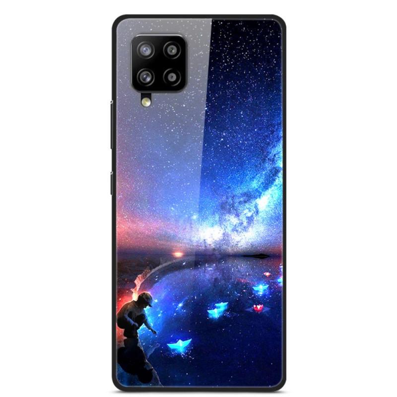Coque Samsung Galaxy A42 5G Garçon Espace