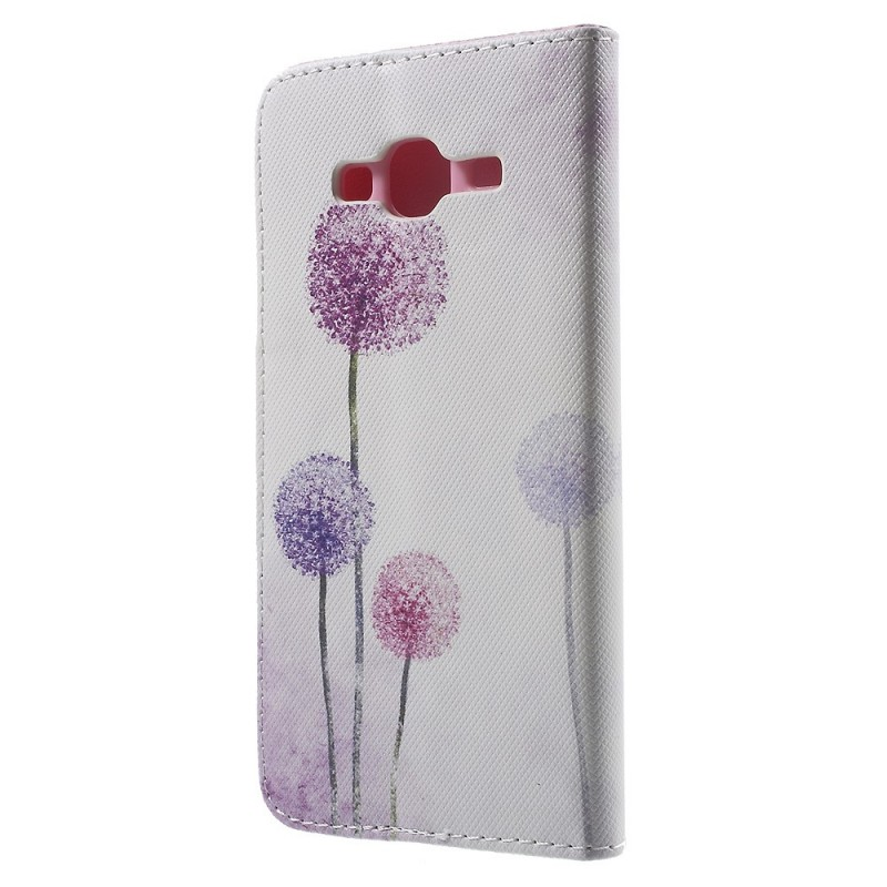 Housse samsung galaxy j3 2016 dreaming flower for Housse j3 2016