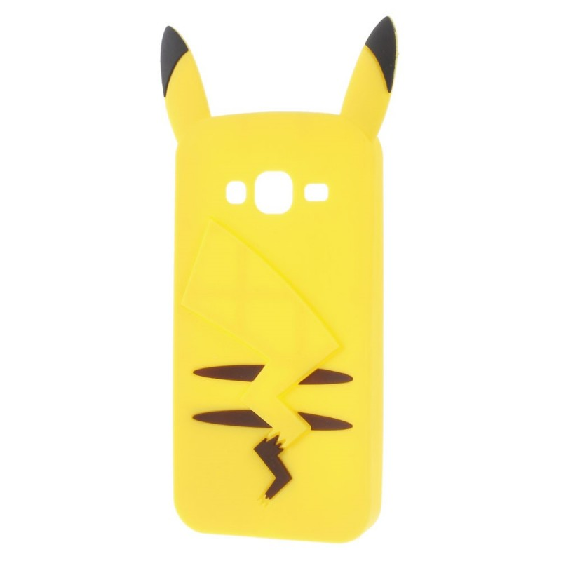 coque samsung galaxy j3 2016 pikachu. Black Bedroom Furniture Sets. Home Design Ideas