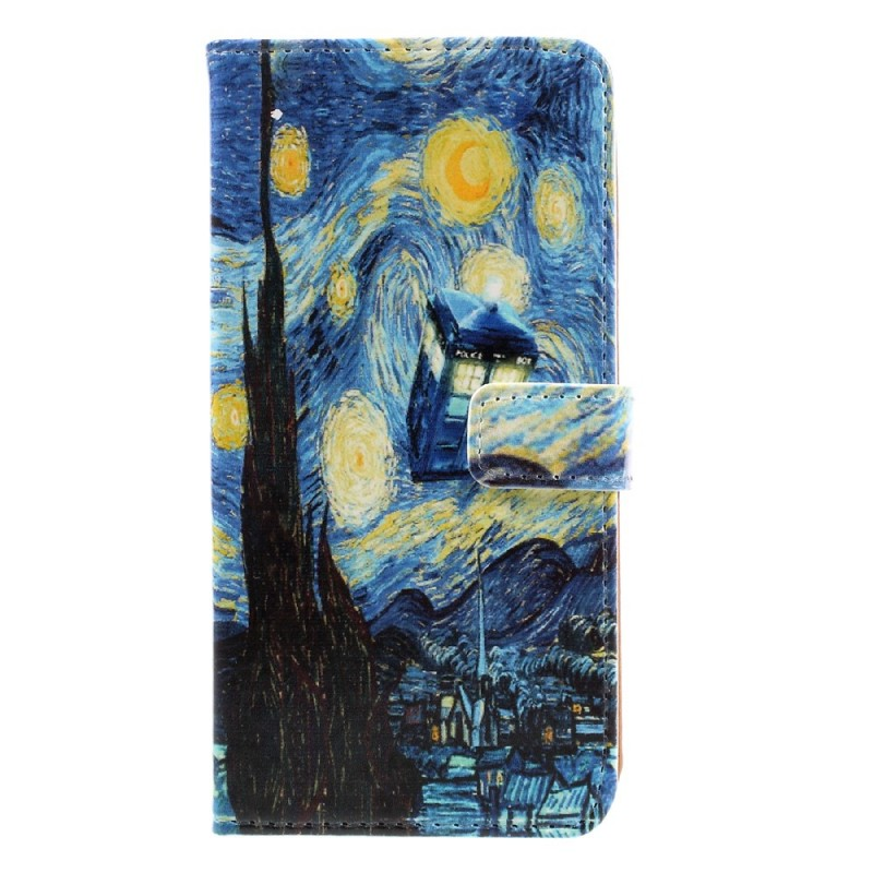 housse iphone 7 8 la nuit toil e de van gogh. Black Bedroom Furniture Sets. Home Design Ideas