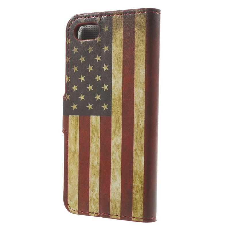 housse iphone 7 drapeau usa