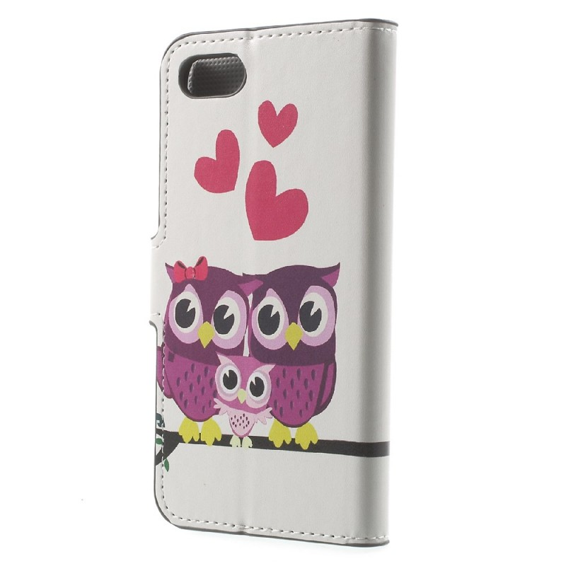 Housse iphone 7 8 famille de hiboux for Housse iphone 7
