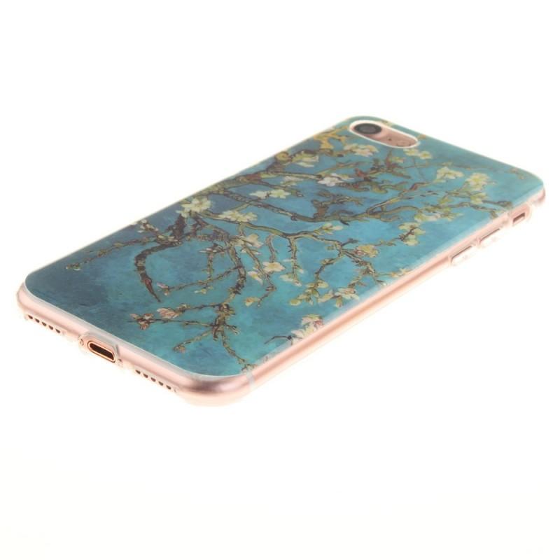 Coque IPhone 7 Arbre Fleuri