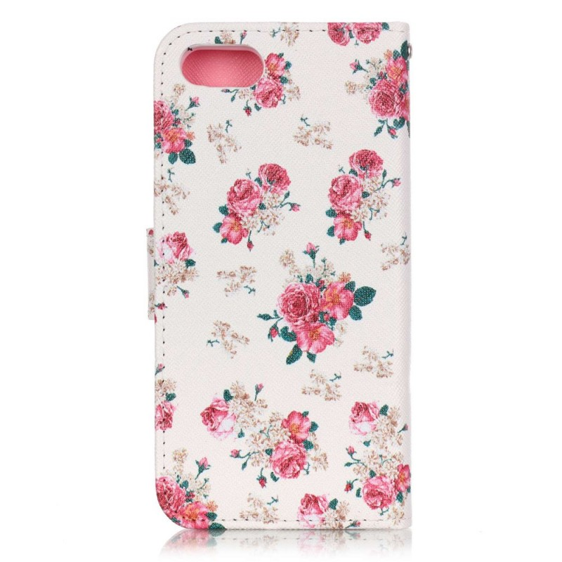 Housse iphone 7 8 fleurs liberty for Housse iphone 8
