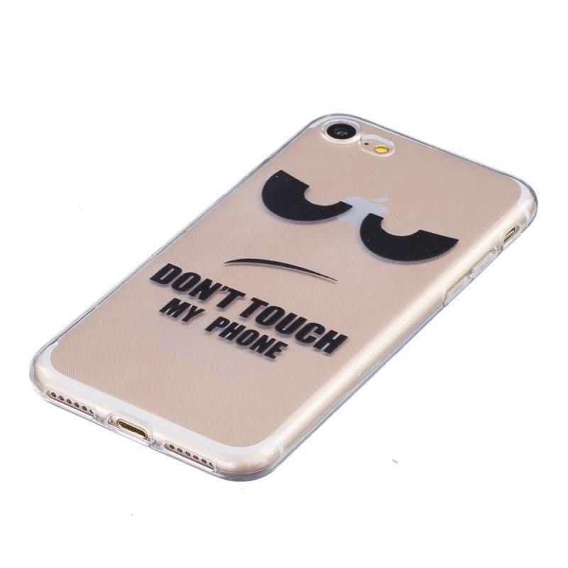 coque dont touch my phone iphone 8