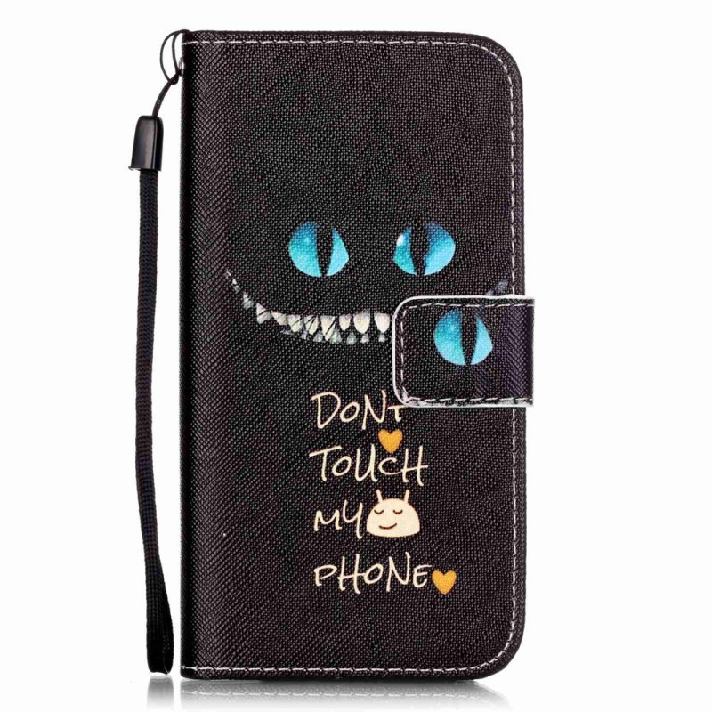 Housse iphone 7 8 chat malicieux for Housse iphone 8