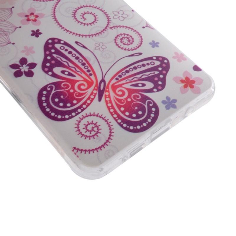 coque samsung a3 2016 papillon
