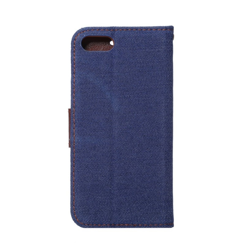 Housse iphone 7 8 bicolore jeans for Housse iphone 7