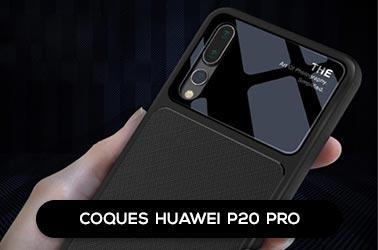 Nos coques Huawei P20 Pro