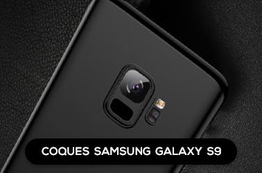 Nos coques Galaxy S9