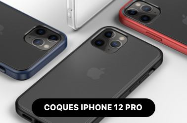 Nos coques iPhone 12 Pro